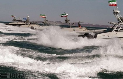 """مسؤول في البنتاغون: زوارق إيرانية حاولت تغيير مسار ناقلة نفط بريطانية في """"هرمز"""""""