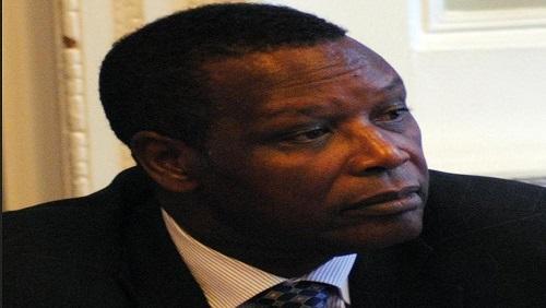 الرئيس البوروندي الاسبق بيير بويويا