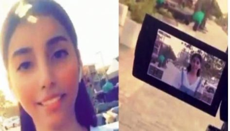 الفتاة السعودية مناهل العتيبي أشادت بالدوريات
