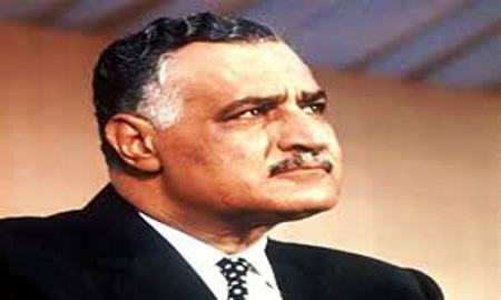 الزعيم العربي الافريقي الراحل جمال عبد الناصر