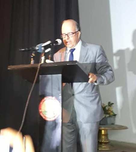 مدير المركز الثقافي المغربي