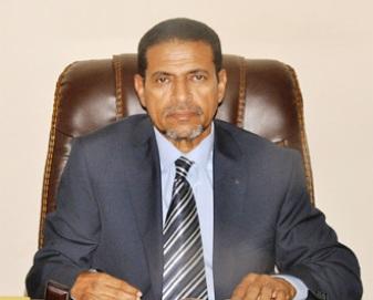 وزير الصحة الدكتور نذير ولد حامد