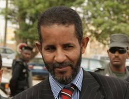 الوزير الأول اسماعيل ولد الشيخ سيديا