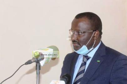 الأمين العام للوزارة محمد ولد اسويدات