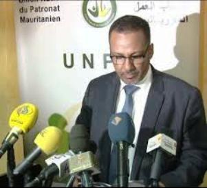 رئيس الاتحاد الوطني لأرباب العمل الموريتانيين