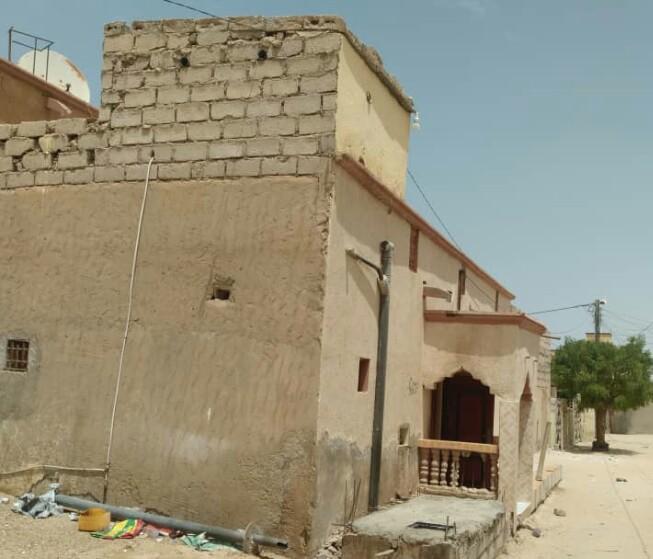 صورة من المنزل