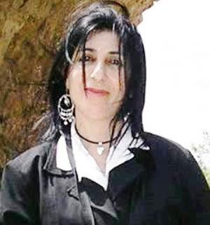 المبدعة الحسناء الشاعرة آمال عواد رضوان - فلسطين