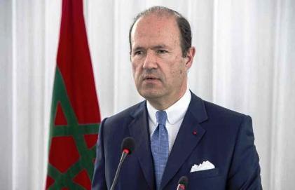 صورة سفير فرنسا بالرباط