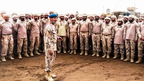 مسؤول إماراتي: هناك انخفاض في عدد القوات الإماراتية لأسباب استراتيجية في الحديدة غرباً