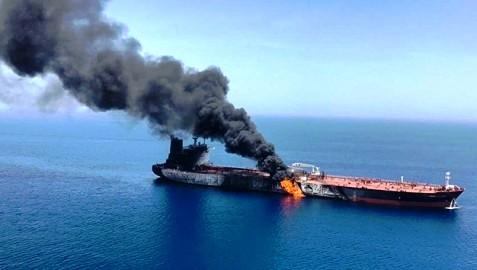 ترامب: إيران تضررت منذ توليت منصب الرئاسة لكنها لا تزال تشكل تهديداً