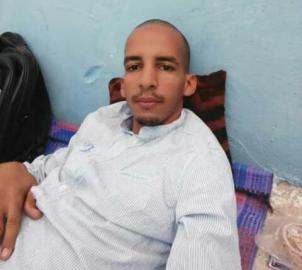 الفقيد محمدو ولد برو عثر عليه مشوها بسبب الحروق (خاص التواصل)