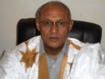 امربيه ولد عابدين اتحادي الجزب الحاكم السابق بانشيري