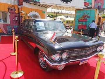 ظهور سيارة جمال عبد الناصر