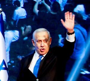 رئيس وزاء الاحتلال الصهيوني الارهابي نتن ياهو