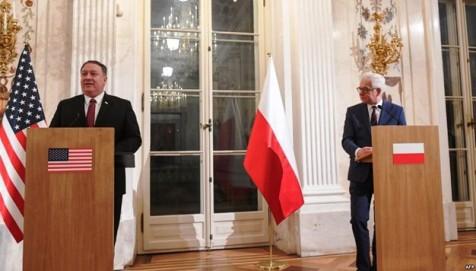 بومبيو: لم يكن هناك أي مدافع عن إيران بين المشاركين في مؤتمر وارسو