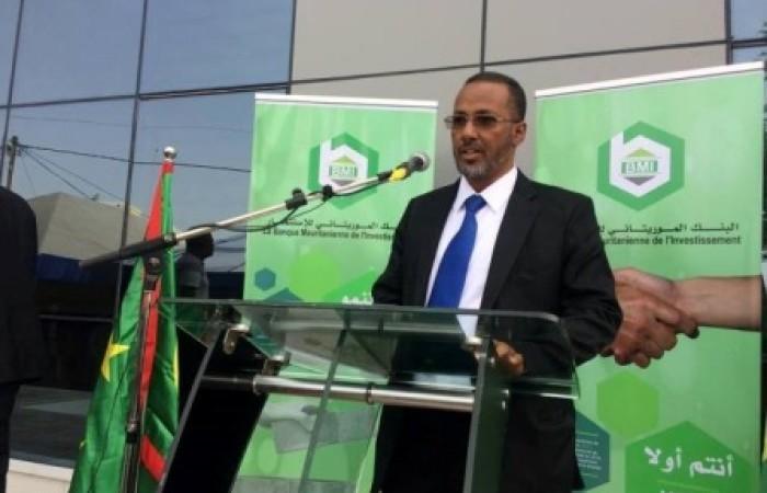زين العابدين رئيس اتحاد أرباب العمل الموريتانيين (ارشيف)
